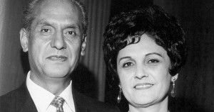Edward R. Roybal and Lucille Beserra Roybal